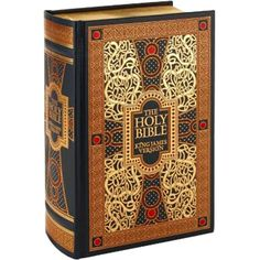 Livro - The Holy Bible: King James Version