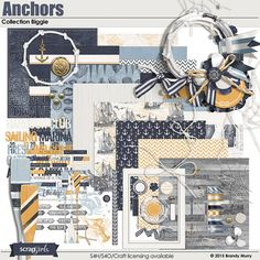 Anchors Collection Biggie (Included)