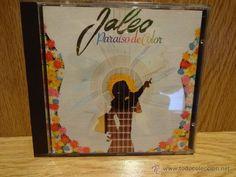 JALEO. PARAISO DE COLOR. CD / AZ RECORDS - 1993.12 TEMAS. CALIDAD LUJO.