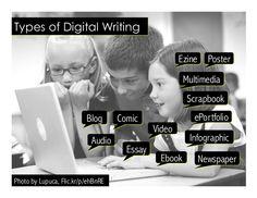 digital writing