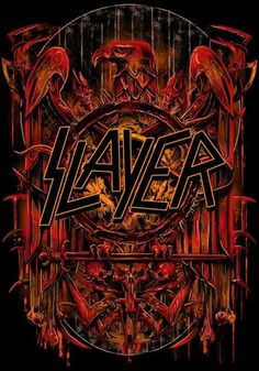 ??? American Hippie Classic Metal Rock Music ~ Slayer