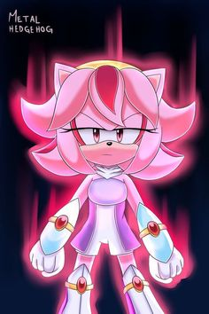 5 Minute Crafts Videos, Craft Videos, Maria Rose, Sonic And Shadow, Amy Rose, Sonic Art, Miraclous Ladybug, Girl Power, Sonic The Hedgehog