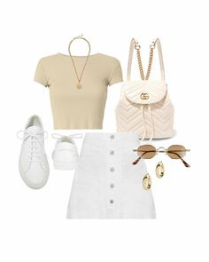 Cute Casual Outfits, Girly Outfits, Pretty Outfits, Stylish Outfits, Polyvore Outfits Casual, Teen Fashion Outfits, Outfits For Teens, Summer Outfits, Preteen Fashion