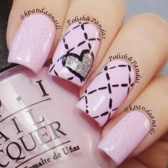 74 Valentines Day Nail Art Designs We Love 2017