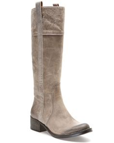 Im liking the greys... Lucky Brand 'Hibiscus' Leather Tall Shaft Boot