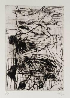 Per Kirkeby (1938) is een Deense schilder, beeldhouwer en architect . Van opleiding is hij geoloog. Zijn schilderijen over de ontembare, verraderlijke natuur, bestaan uit verschillende, zacht gemoduleerde kleurlagen en -velden waarbij de invloed van zijn geologiestudie voelbaar is. Thema's zijn het landschap en de aarde als oerkracht die hij tot uitdrukking wil brengen, telkens geschilderd op de grens van het abstracte en het figuratieve.