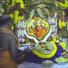 Happy to share that now I will be able to view the aarti at Siddhivinayak Temple everyday through ibhakti - http://www.ibhakti.com