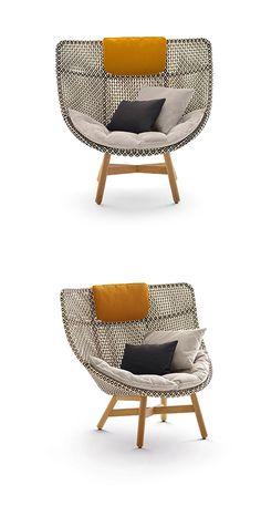 Chair For Living Room Apartment - Long Chair Curls - - Rocking Chair Nursery, Swinging Chair, Rocking Chairs, Cute Cushions, Seat Cushions, Chair Eames, Armchair, Lounge Chair Design, Lounge Chairs