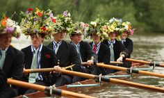 The Fourth of June: The Eton College Procession of Boats