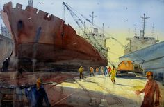 Bhavesh Zala - Alang Ship Breaking Yard-7