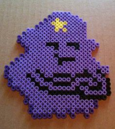 Adventure Time LSP perler beads by cardinalchang on deviantart