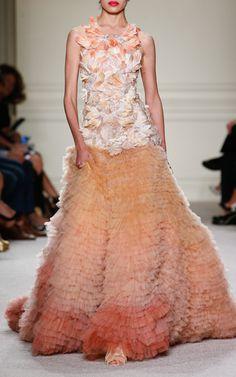 Marchesa Spring Summer 2016 Look 30 on Moda Operandi
