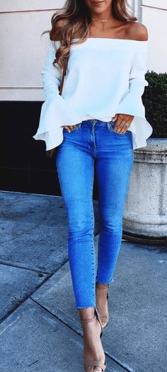 29 Trendy Casual Summer Outfits To Inspire Now #casualoutfits #summeroutfits #trendyoutfits #womencasualoutfits