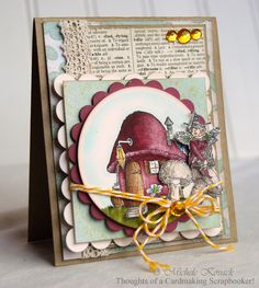 Thoughts of a Cardmaking Scrapbooker!: Crafty Secret's Linky Party!