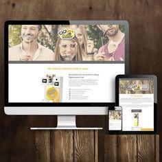 Neuer Webauftritt für die fortschrittlichste Fotobox der Schweiz!
