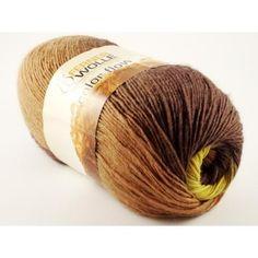 Ferner Wolle Color Flow 814