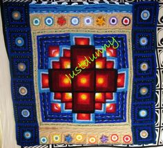 Sunny Mandala variation