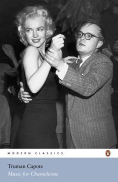 Truman Capote & Marilyn