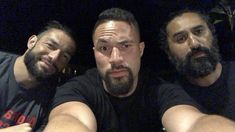 Roman vacationing with his friends Wwe Superstar Roman Reigns, Wwe Roman Reigns, Roman Reigns Family, Wwe T Shirts, Roman Reings, Wwe Superstars, Man Alive, Roman Empire, Big Dogs