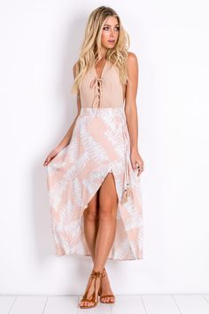 Dissh maxi dress