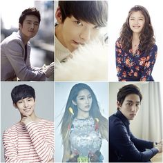 Upcoming Web-Drama 2014: Love Cells / Dating DNA 연애세포 (Jang Hyuk, Kim Woo Bin, Kim Yoo Jung & More)