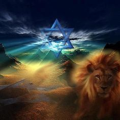 Yeshua..He came as a Lamb, the Son of God, to which He will return as the Lion of the tribe of Judah
