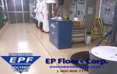 EP Floors Corp. has a wide range of pharmaceutical floor systems, designed for demanding use in your environment.