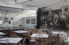 North Sydney's newest restaurant interior: The Greens