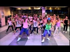 Zumba (r) Fitness with Nevena & Goran - Hit the Rai Floor by Big Ali fea...