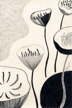 「流れるケシキ」画像