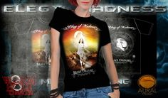 Elegy Of Madness Official Page - T-Shirt