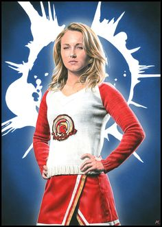 Claire Bennet - Heroes by Steve Caldwell Fantasy Tv Series, Sci Fi Fantasy, Series Movies, Movies And Tv Shows, Best Tv Characters, Hero Tv Show, Heroes Reborn, February 8, Hayden Panettiere