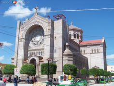 matehuala slp mx cathedral | LA IGLESIA DE MATEHUALA