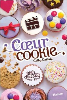 Couverture Les filles au chocolat, tome 6 : Coeur cookie Book Challenge, Cookies Et Biscuits, Ale, Muffin, Pudding, Breakfast, Desserts, Books, Vanilla