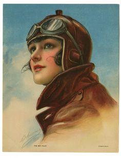 The Sky Pilot, by M. Emma Musselman. c.1918