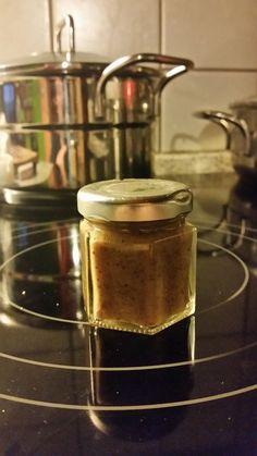 Feigensenf selbst gemacht (Rezept mit Bild) von cloneman | Chefkoch.de Chutneys, Pesto Dip, V60 Coffee, Dips, Mustard, Nom Nom, Coffee Maker, Food And Drink, Homemade