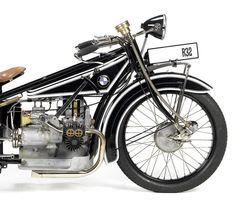 The Original 1923 BMW 494cc R32