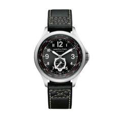 Reloj hamilton khaki aviation qne h76655733