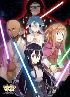 Sword Art Online Star Wars Edition xD