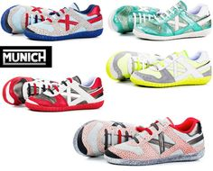 Munich. Zapatillas sport