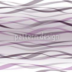 Waves In Grey Pattern Design Pattern Designs, Surface Pattern Design, Vector Pattern, Patterns, Vector File, Lavender, Waves, Inspiration, Purple