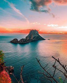 Isla de Es Vedrà #IbizaEsVedra