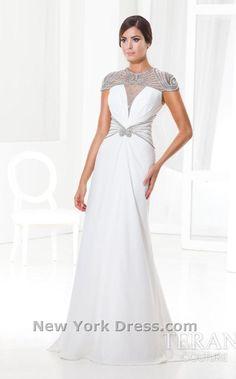 Terani M3839 Dress - NewYorkDress.com