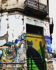 Street Art  #graffiti #streetart #streetlife #city  #graffitiart #cityandcolour #cityviews #argentina #calles #arte #buildings #architecture #landscapephotography #boheme #gypsyheart #gypsysoul #photographer #worldcaptures #citylandscape #landscape_captures #landscape_lovers #worldlandscapes by andreina_wonsch