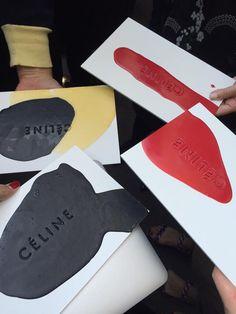 【レポート】「セリーヌ」2016年春夏パリ どこか郊外でテントを張って休憩しない? | 2016 SS PARIS COLLECTION | CELINE | COLLECTION | WWD JAPAN.COM
