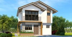 Located at Ciudad de Calamba, Montebello lets you bask in panoramic landscapes and enjoy the community's leisure amenities. Asian House, Modern Asian, Real Estate Business, Condominium, Detached House, Property For Sale, House Plans, Mansions, House Styles