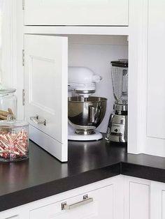 bra idé för nästa kök!
