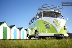 Classic VW Campervan Hire in Okehampton from $241 p/night