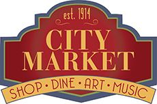 Shop, Dine, Art, and Music at City Market in @Julie Brown Merryman Alliance