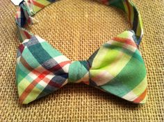 """""""Frederick"""" bow tie  www.sweetsouthernspud.com"""